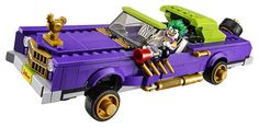 22.31$  Watch now - http://ali0mi.shopchina.info/go.php?t=32793662424 - LEPIN Batman Series The Joker Notorious Lowrider Building Blocks Bricks Movie Model Kids Toys Marvel  Compatible Legoe  #magazineonline