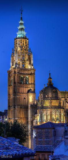 Toledo, España - Catedral