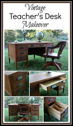 Desks & Secretaries Lovely Vintage Retro Oak Abbess Twin Pedestal 4 Drawer Large Industrial Desk To Win A High Admiration Antiques
