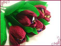 Candy Tulip Bouquet