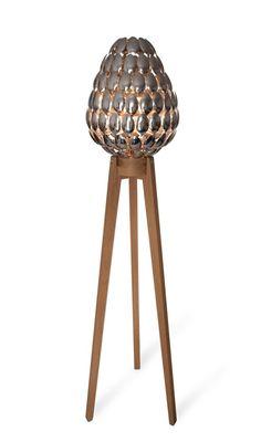 spoon floor lamp
