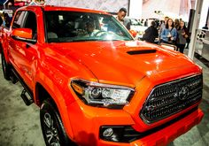 Cast your vote for Orange Juice by Joshua Neilson in the North American International Auto Show Photo Contest