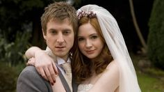 Amy Pond and Rory William