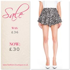 The Fifth Wildfire Shorts   #sale #feathersboutique #liverpool #love #fashion #fashionista #style #stylist #clothes #clothing #ootd #fbloggers #bbloggers #bloggers #blogging #blog #picoftheday #photooftheday #outfit #thefifththlabel #shorts