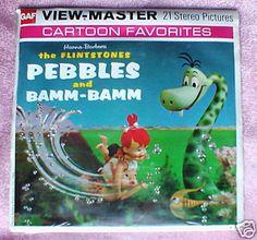 The Flintstones Pebbles and Bamm Bamm