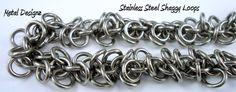 Stainless Steel Shaggy Loops Bracelet Kit - Metal Designz