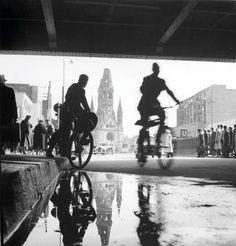 Berlin | West Berlin, 1955. Herbert Tobias
