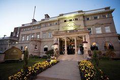 Reception site: The Semple Mansion