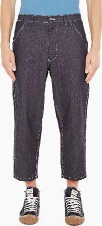 Wide Leg Denim, Wide Leg Pants, Indigo, Harem Pants, January, France, Mens Fashion, Classic, Fit