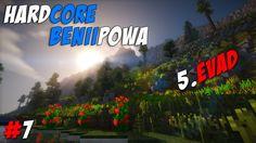 """Minecraft """"HARDCORE"""" 5. ÉVAD 7.rész ÉLŐ ADÁS - BENIIPOWA"""