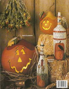 gourd painting books | Decorative Painting Bookstore Gourdeous Gourds and More Vol. 6 - Julie ...
