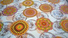 Bavlna režná - cena za meter by diamond_galantery - SAShE.sk - Handmade Textil