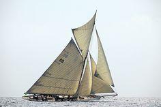 Moonbean III, Classic Sail, Photo Franco Pace