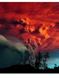 Puyehue Volcano, Patagonia, Chile.   Puyehue-Cordón Caulle - Big Think