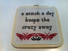 Crazy by jane loveday, via Flickr