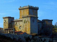 Castelo de Pambre Lugo