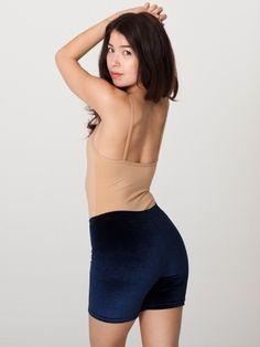 Velvet Cycle Short | Bottoms | Sale's Women | American Apparel
