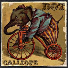 Taking its name from the steam whistle instrument popular at circuses in the 19th century, Calliope is the debut release from new Alpha Pup artist Dot and represents the first beats that the young producer has ever made.