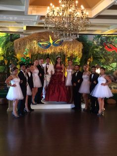 140906LR Lois Ramirez Sweet 16th Celebration  Taking place right now, at the Exclusive Hillcrest Country Club a great team Rocking this event under Event Coordinator of Anmar® Party Coordinators Angel Diaz. And South Florida Elite Vendors. Www.angelschoreography.com
