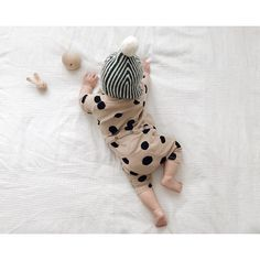 New baby fashion style polka dots Ideas Baby Pictures, Baby Photos, Little People, Little Ones, Little Babies, Cute Babies, Bebe Love, Everything Baby, Baby Kind