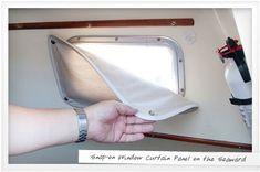 Boat Window Insulation