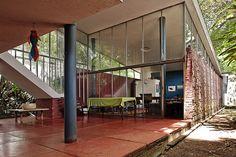 Residência Artigas, São Paulo, SP by Pedro Kok, via Flickr