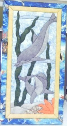 Quilted Dolphin