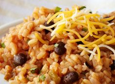 Spanish Beans and Rice - Walmart.com - Food & Recipe Center
