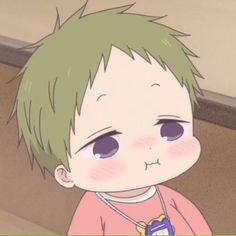 Anime Bebe, Anime W, Cute Anime Chibi, Kawaii Chibi, I Love Anime, Kawaii Anime, Anime Reccomendations, Gakuen Babysitters, Anime Child