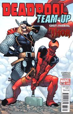 deadpool team up covers | Deadpool Team-Up Vol 1 887 - Marvel Comics Database