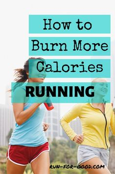 If you're hoping lose weight by running and you've hit a plateau, here are some tips and strategies to burn more calories running. Interval Training Running, Running Routine, Running Workouts, Running Tips, Running Quotes, Cardio Workouts, Running Motivation, Marathon Training, Workout Routines