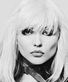 □ DEBBIE HARRY