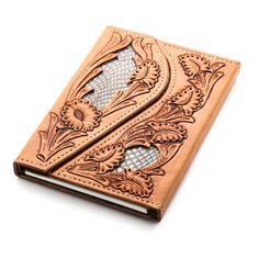 Sheridan carved notebook