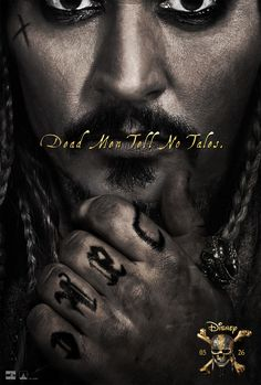 Pirates of the Caribbean: Dead Men Tell No Tales Poster - 'Jakc'