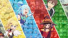 Computer Wallpaper Hd, Anime Wallpaper 1920x1080, Konosuba Wallpaper, Active Wallpaper, Minecraft Wallpaper, Wallpaper Backgrounds, Desktop Wallpapers, Konosuba Anime, Anime Demon
