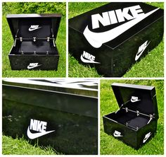 house of cards Black Nike Shoe Storage Chest Acne Adult Care Tips Article Body: Acne affects almost Black Nike Shoes, Black Nikes, Shoe Storage Chest, Giant Shoe Box, Hypebeast Room, Sneaker Storage, Sneakers Box, Boyfriend Anniversary Gifts, House Of Cards