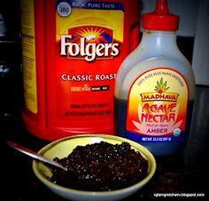 VGLAMGRETCHEN V: Skin Firming Coffee Scrub (Homemade!)