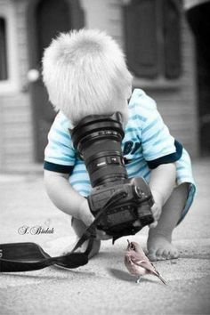 40 great examples taking excellent children photography is showcased here. Children photography is always a treat to visualize and cherish. Photography of children can vary from background to gestu…