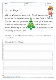 beginnings of sentences Sentence Beginnings, German Language, Sentences, Back To School, Teacher, Writing, Sayings, Blog, Form