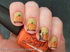 Wacky Laki: Sunday Stamping: Halloween
