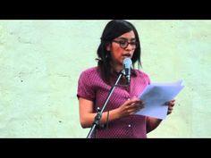 Patricia Arredondo (1988) lee poemas inéditos. Poesía por Primavera 4, Hostería La Bota