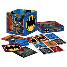 Batman party game.