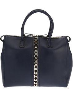 Valentino Garavani #designer #style #fashion #clothing #accessories #handbag #purse rockstud