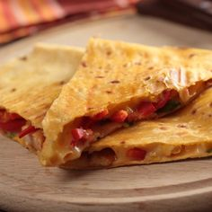 Martha Stewart shared recipes with Dr Oz including a healthy (delicious!) kale dip and mushroom fontina quesadillas!