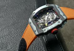 Richard Mille - Watches that levitate your soul! The RM027-02 and the Rafael Nadal RM027 series.