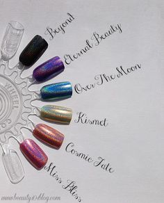 Beauty 101: Color Club Halo Hues Collection