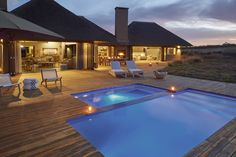 Safari Lodge Accommodation at Gondwana Private Game Reserve. An authentic African safari experience including free roaming Big 5 in a luxury Safari Park. Private Safari, Private Games, Game Reserve, Oh The Places You'll Go, E Design, Lodges, South Africa, Trip Advisor, Luxury