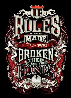 Motorcycle Safety Posters by Like Minded Studio, via Behance Creative Typography Design, Typography Poster Design, Design Poster, Typographic Design, Typography Quotes, Typography Inspiration, Typography Letters, Lettering Design, Design Inspiration