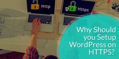 #Google always prefer #HTTPS stronger in order to make the web more secure. Hence, for you to be on the safe side you need to set up your #WordPresssite on HTTPS today!!