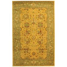 Safavieh Antiquities AT21C Gold Area Rug  http://www.arearugstyles.com/safavieh-antiquities-at21c-gold-area-rug.html